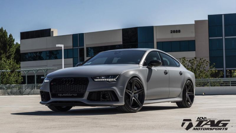 nardo audi rs7 ABT Carbon Bodykit ADV5 Tuning 5 TAG Motorsports   Audi A7 RS7 auf 21 Zoll ADV.1 Wheels