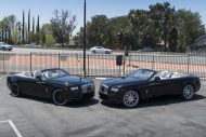 rolls royce dawn tuning forgiato wheels Autonomo L Drea 6 1 190x127 Doppelpack   Rolls Royce Dawn auf Forgiato Wheels Alufelgen