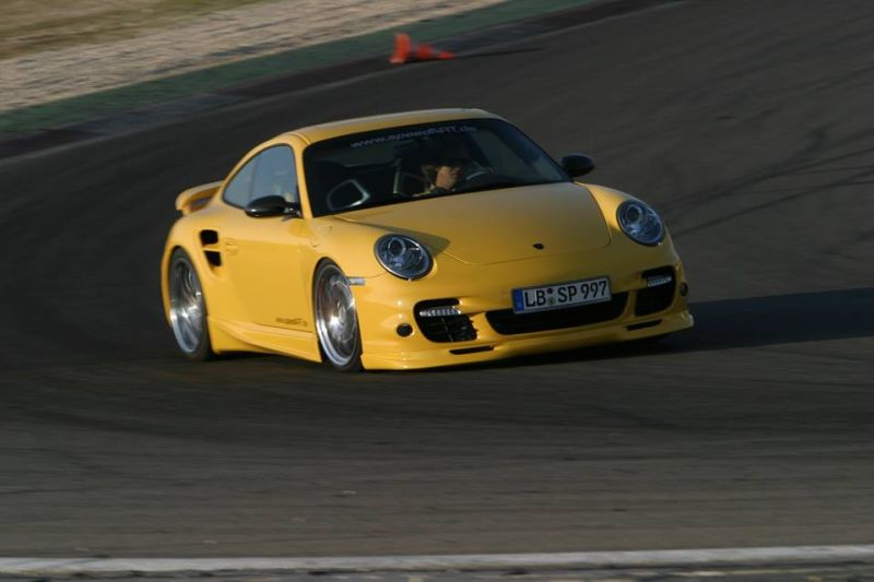 speedART BTR 600 Tuning Basis Porsche 997 911 Turbo 1 Fotostory: speedART BTR 600 auf Basis des Porsche 997 Turbo