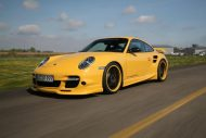 speedART BTR 600 Tuning Basis Porsche 997 911 Turbo 7 190x127 Fotostory: speedART BTR 600 auf Basis des Porsche 997 Turbo