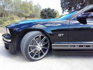 20 Zoll Verde Custom Wheels Ford Mustang GT 1 190x143 20 Zoll Verde Custom Wheels am Ford Mustang GT by Brandwheels