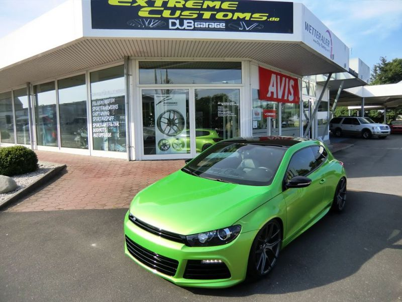 20 Zoll Z-Performance Wheels ZP.09 VW Scirocco R (3)