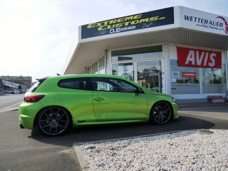 20 Zoll Z-Performance Wheels ZP.09 VW Scirocco R (7)
