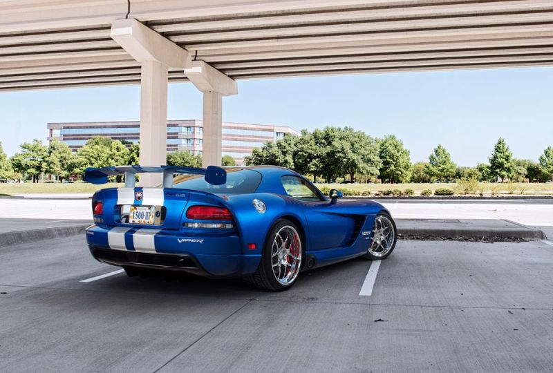 2006er Dodge Viper Bi-Turbo Umbau RSI (1)