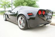 2008 Chevrolet Corvette Z06 Bi Turbo tuning 14 190x127 2008er Chevrolet Z06 Bi Turbo von Late Model Racecraft