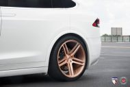 22 Zoll Vossen VPS 302 Tesla Model X 12 190x127 22 Zoll Vossen VPS 302 Wheels am 773PS Tesla Model X
