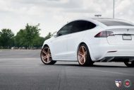 22 Zoll Vossen VPS 302 Tesla Model X 15 190x127 22 Zoll Vossen VPS 302 Wheels am 773PS Tesla Model X