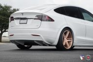 22 Zoll Vossen VPS 302 Tesla Model X 16 190x127 22 Zoll Vossen VPS 302 Wheels am 773PS Tesla Model X