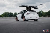 22 Zoll Vossen VPS 302 Tesla Model X 18 190x127 22 Zoll Vossen VPS 302 Wheels am 773PS Tesla Model X