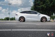 22 Zoll Vossen VPS 302 Tesla Model X 25 190x127 22 Zoll Vossen VPS 302 Wheels am 773PS Tesla Model X