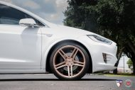 22 Zoll Vossen VPS 302 Tesla Model X 26 190x127 22 Zoll Vossen VPS 302 Wheels am 773PS Tesla Model X