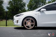 22 Zoll Vossen VPS 302 Tesla Model X 3 190x127 22 Zoll Vossen VPS 302 Wheels am 773PS Tesla Model X