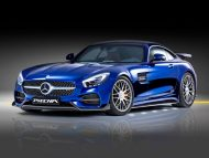 612PS Mercedes Benz AMG GT RSR 2016 Bodykit Tuning Piecha Design 1 190x143 Fertig   612PS Mercedes Benz AMG GT RSR von Piecha Design