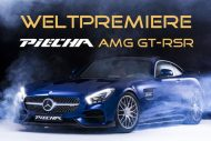 612PS Mercedes Benz AMG GT RSR 2016 Bodykit Tuning Piecha Design 14 190x127 Fertig   612PS Mercedes Benz AMG GT RSR von Piecha Design