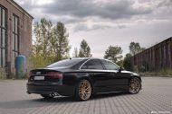 ADV.1 Wheels Milltek Racechip Audi A8 S8 Tuning 1 190x127 Video: ADV.1 Wheels Alufelgen an der Audi A8 S8 Limo
