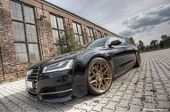 ADV.1 Wheels Milltek Racechip Audi A8 S8 Tuning 2 190x126 Video: ADV.1 Wheels Alufelgen an der Audi A8 S8 Limo