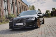 ADV.1 Wheels Milltek Racechip Audi A8 S8 Tuning 3 190x127 Video: ADV.1 Wheels Alufelgen an der Audi A8 S8 Limo