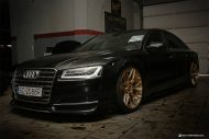 ADV1 Wheels Milltek Racechip Audi A8 S8 Tuning 2 4 190x127 Video: ADV.1 Wheels Alufelgen an der Audi A8 S8 Limo