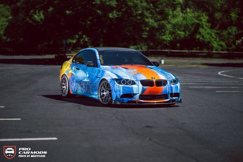 ART Car Style VMR Wheels BMW M3 E92 Tuning (1)