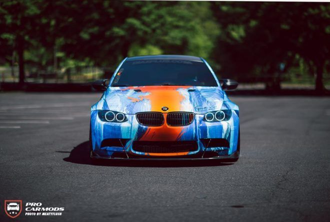 ART Car Style VMR Wheels BMW M3 E92 Tuning (10)