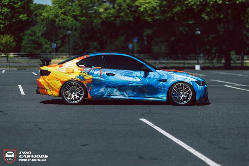 ART Car Style VMR Wheels BMW M3 E92 Tuning (2)