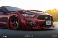 Alpha ONE S550 Widebody Mustang Tuning 2 190x127 Mega fett   Widebody Ford Mustang S550 von Simon Motorsport