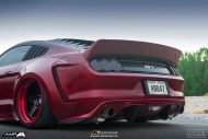 Alpha ONE S550 Widebody Mustang Tuning 5 190x127 Mega fett   Widebody Ford Mustang S550 von Simon Motorsport