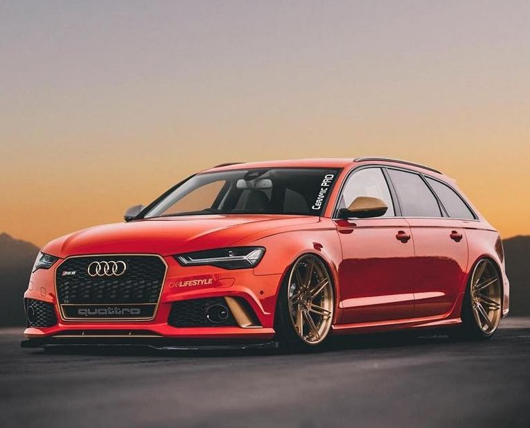 chameleon folierung am audi a6 rs6 c7 avant by tuningblog. Black Bedroom Furniture Sets. Home Design Ideas