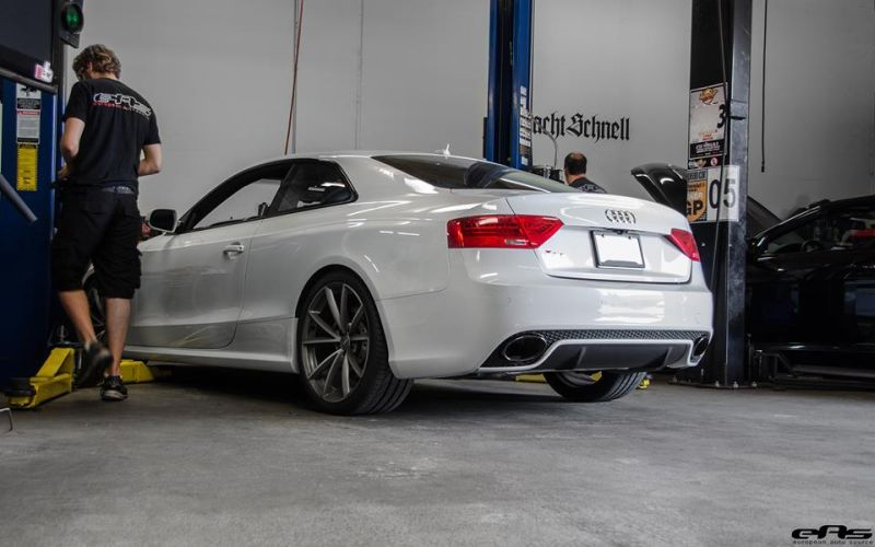 Audi RS5 Vossen Wheels Tuning 1 Fotostory: Audi RS5 auf Vossen Wheels by European Auto Source