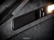 Audi RS6 Tuning Neidfaktor Interieur 10 190x143 Mega edel   Audi RS6 The Black Widow Project by Neidfaktor