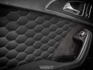 Audi RS6 Tuning Neidfaktor Interieur 13 190x143 Mega edel   Audi RS6 The Black Widow Project by Neidfaktor