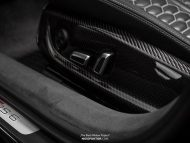 Audi RS6 Tuning Neidfaktor Interieur 15 190x143 Mega edel   Audi RS6 The Black Widow Project by Neidfaktor