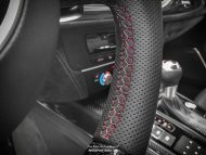 Audi RS6 Tuning Neidfaktor Interieur 4 190x143 Mega edel   Audi RS6 The Black Widow Project by Neidfaktor