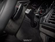 Audi RS6 Tuning Neidfaktor Interieur 9 190x143 Mega edel   Audi RS6 The Black Widow Project by Neidfaktor