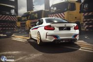 BC Carstyling BMW M2 F87 Coupe Tuning 10 190x127 Volles M Programm B&C Carstyling BMW M2 F87 Coupe