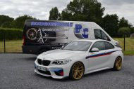 BC Carstyling BMW M2 F87 Coupe Tuning 22 190x127 Volles M Programm B&C Carstyling BMW M2 F87 Coupe