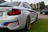 BC Carstyling BMW M2 F87 Coupe Tuning 26 190x127 Volles M Programm   B&C Carstyling BMW M2 F87 Coupe