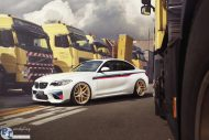BC Carstyling BMW M2 F87 Coupe Tuning 3 190x127 Volles M Programm   B&C Carstyling BMW M2 F87 Coupe