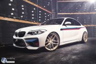 BC Carstyling BMW M2 F87 Coupe Tuning 9 190x127 Volles M Programm   B&C Carstyling BMW M2 F87 Coupe