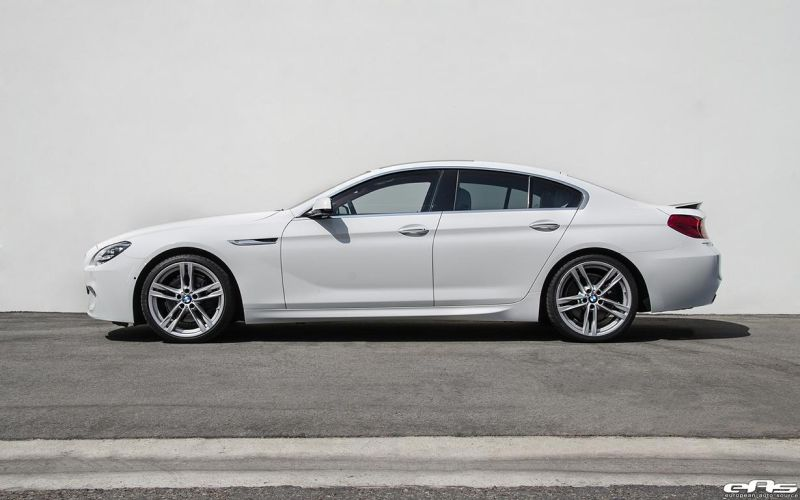 BMW 650i F06 Gran Coupe Tuning 1 Fotostory: BMW 650i F06 Gran Coupe von European Auto Source