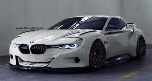 BMW CSL Hommage Widebody Rendering tuningblog.eu  1 310x165 Tiefer Widebody Audi A7 RS7 in Schwarz by tuningblog.eu