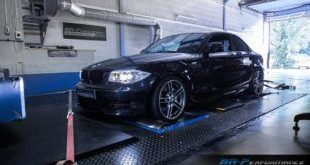 BMW E82 135i Chiptuning 1M 1 1 e1474307757780 310x165 BMW E82 1er (135i) mit Clinched Widebody Kit & SevenK Wheels