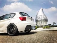 BMW M135i F20 Tuning HRE Dinan 2 190x143 Dezenter BMW M135i F20 von EDO Tuning aus China