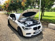 BMW M135i F20 Tuning HRE Dinan 3 190x143 Dezenter BMW M135i F20 von EDO Tuning aus China