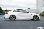 BMW M2 F87 Coupe Carbon Dach Heckfl%C3%BCgel 6 190x127 Weltneuheit   BMW M2 F87 Coupe mit RKP Carbon Dach