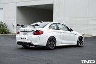 BMW M2 F87 Coupe Carbon Dach Heckfl%C3%BCgel 8 190x127 Weltneuheit   BMW M2 F87 Coupe mit RKP Carbon Dach