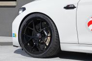 BMW M2 F87 Coupe Lightweight Chiptuning 10 190x127 BMW M2 F87 Coupe mit 450PS vom Tuner Lightweight
