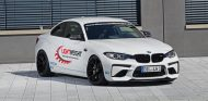 BMW M2 F87 Coupe Lightweight Chiptuning 2 190x93 BMW M2 F87 Coupe mit 450PS vom Tuner Lightweight
