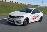 BMW M2 F87 Coupe Lightweight Chiptuning 7 190x127 BMW M2 F87 Coupe mit 450PS vom Tuner Lightweight