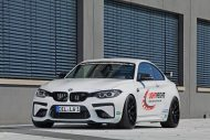 BMW M2 F87 Coupe Lightweight Chiptuning 9 190x127 BMW M2 F87 Coupe mit 450PS vom Tuner Lightweight